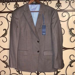 Tommy Hilfiger NWT Sz 40S 100% Worsted Wool Jacket